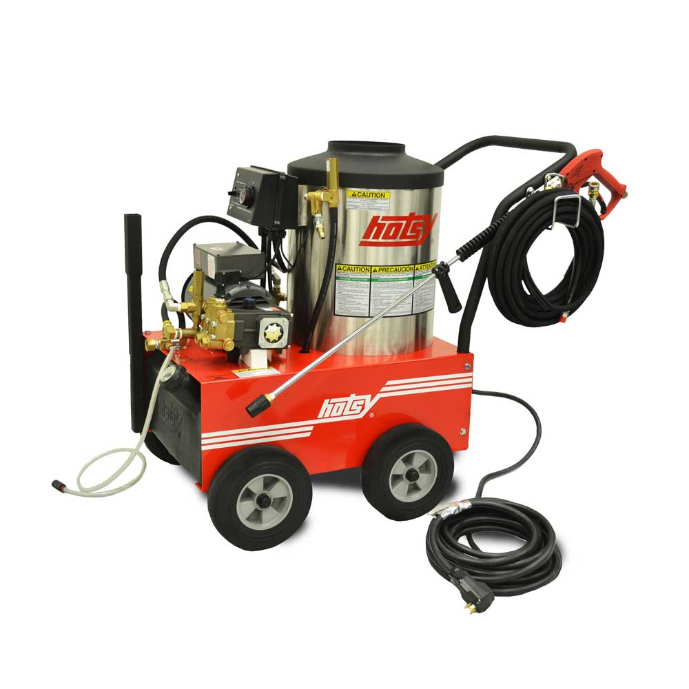Hotsy Hot Water Pressure Washers for WI & Michigan's UP